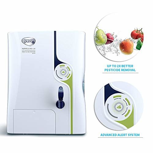 HUL Pureit Marvella RO+UV (8L) with Fruit & Veg Purifier