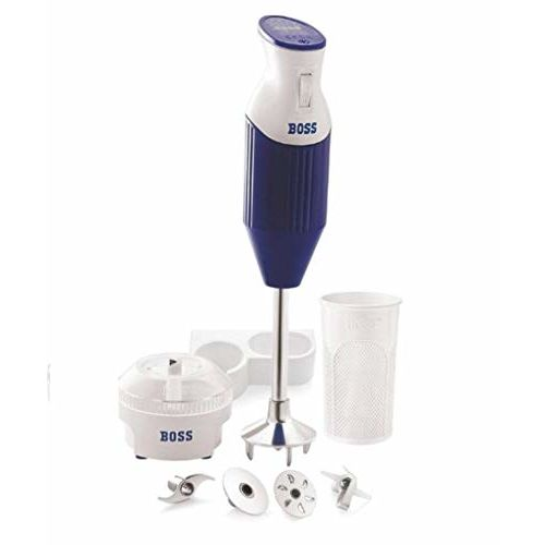 Boss B115 160-Watt Portable Blender, Blue