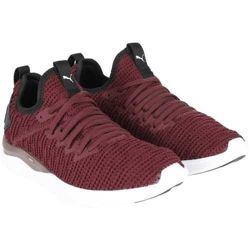 86004515a7 Buy Puma IGNITE Flash Luxe Wn's Running Shoes For Women(Purple ...