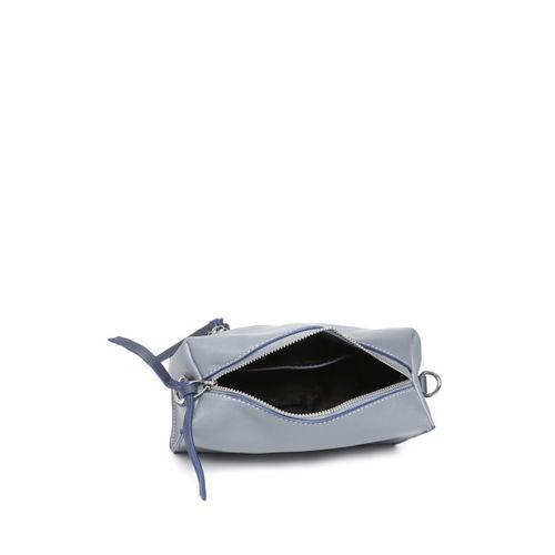 DressBerry Grey Solid Sling Bag