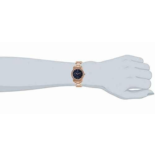 Maxima Analog Blue Dial Women's Watch-O-52951CMLR