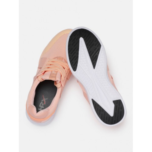 HRX by Hrithik Roshan Women Coral Running Shoes