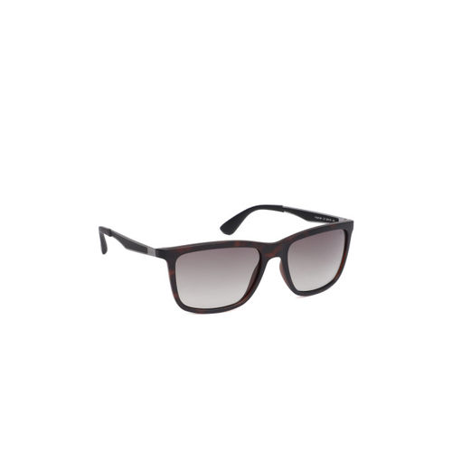 French Connection Unisex Rectangle Sunglasses 8903232142093