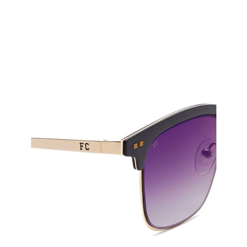 French Connection Men Browline Sunglasses FC 7418 C1 S