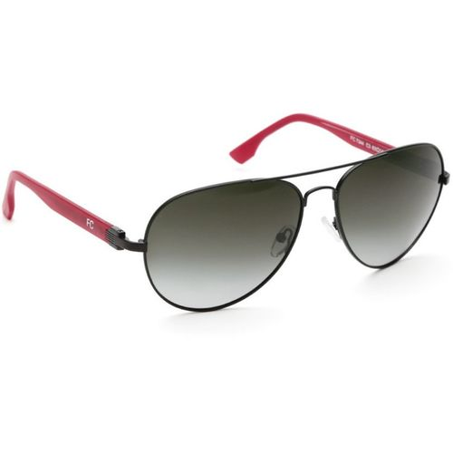 French Connection Grey Aviator Sunglasses