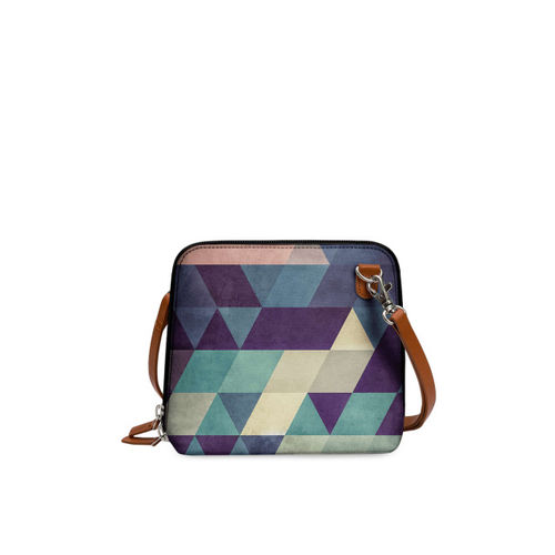 DailyObjects Multicoloured Printed Sling Bag
