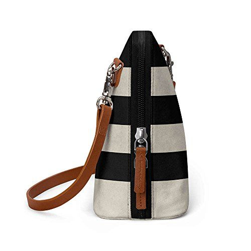 DailyObjects Multicolor Trapeze Sling Crossbody Bag