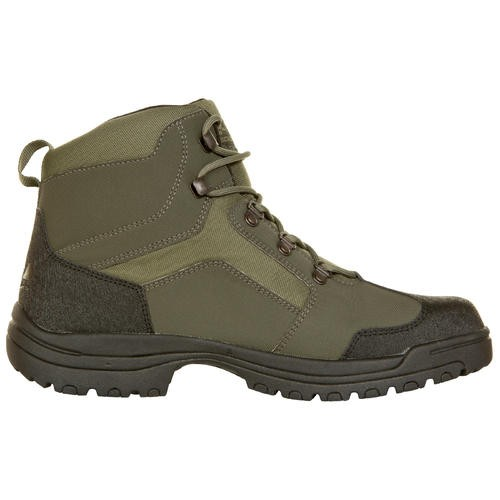 SOLOGNAC Men Boots 100 Waterproof Green