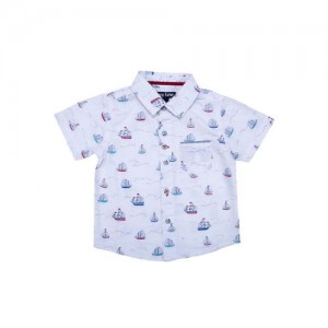 c49f32c6 Buy TALES & STORIES Cotton Shirt with Patch Pocket online | Looksgud.in
