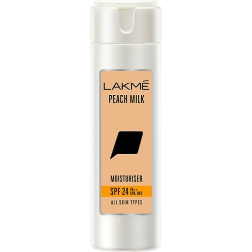 Lakme Peach Milk SPF 24 PA++ Moisturiser(120 ml)