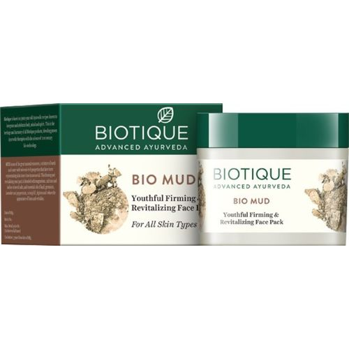 Biotique Bio Mud Youthful Firming & Revitalizing Face Pack(75 g)