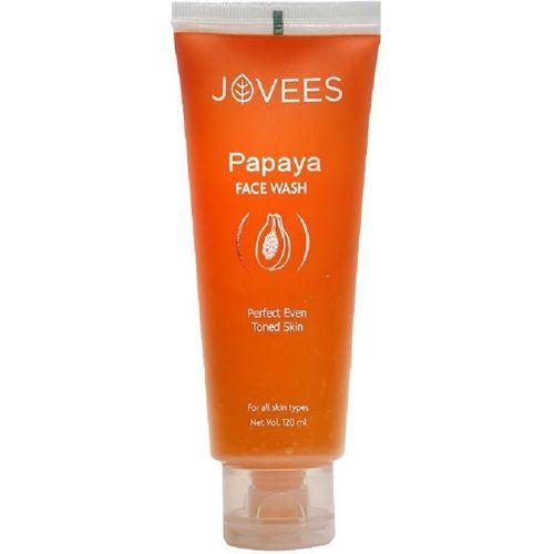 Jovees Papaya Face Wash(120 ml)
