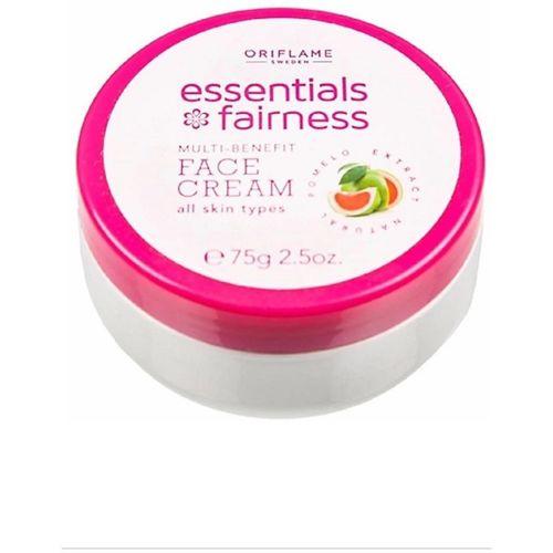 Oriflame Essentials Fairness Multi-Benefit Face Cream (75 g)(75 ml)
