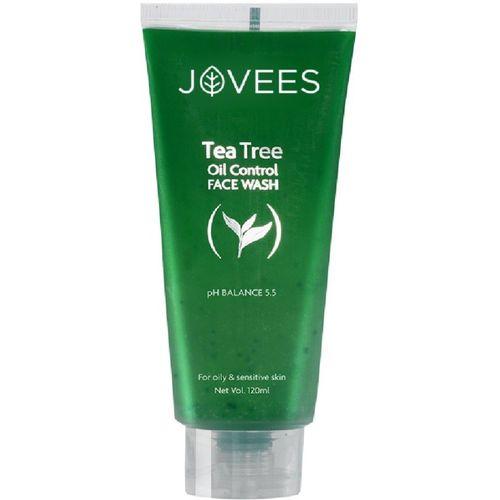 Jovees Tea Tree Oil Face Wash(120 ml)