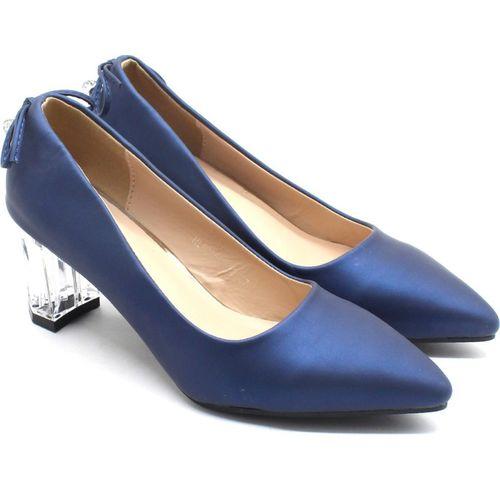 KETIMPORTA Women Blue Heels