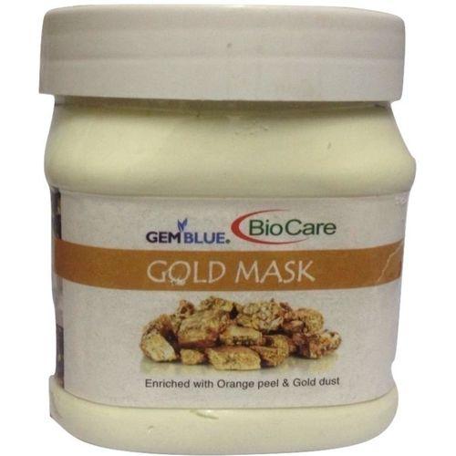 Gemblue Biocare Gold Mask(500 ml)