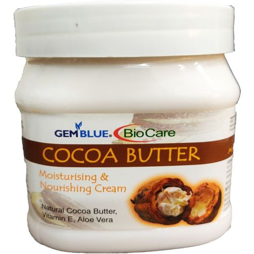 Gem Blue Gemblue Biocare Cocoa Butter Moisturising & Nourishing Cream (500 ml)(500 ml)
