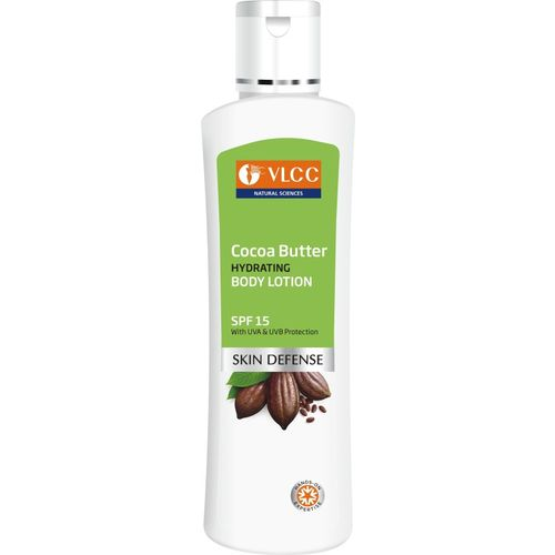 VLCC Cocoa Butter Hydrating Body Lotion SPF - 15(200 ml)