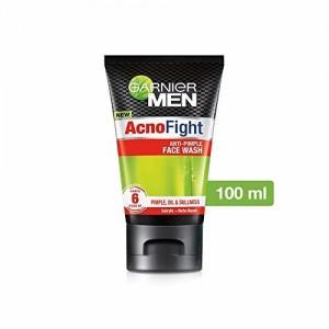 Garnier Acno Fight Face Wash for Men, 100 gm