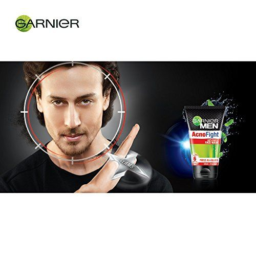 Garnier Acno Fight Face Wash for Men, 100 gm