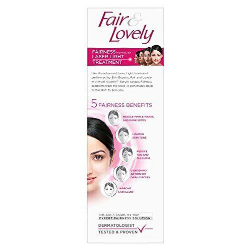 Fair & Lovely Advanced Multi Vitamin Face Cream, 110 g