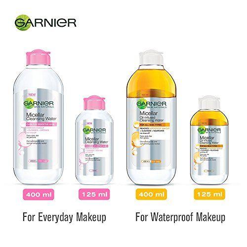 Garnier Skin Naturals Micellar Cleansing Water, 400ml