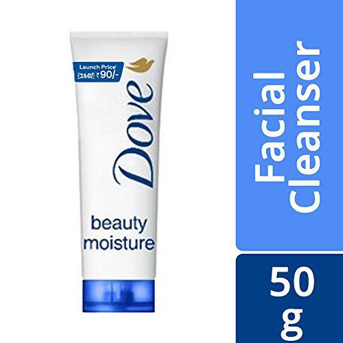 Dove Beauty Moisture Conditioning Face Wash Cleanser, 50g