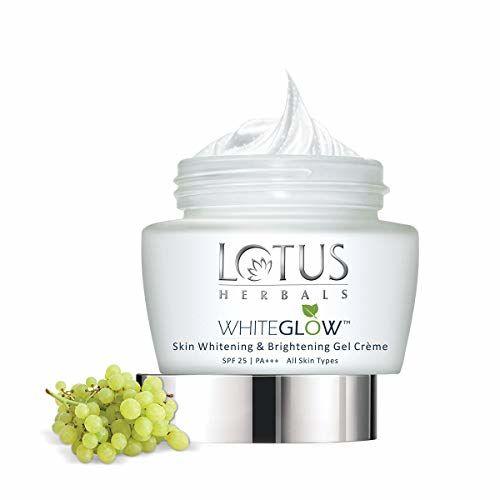 Lotus WhiteGlow Skin Whitening & Brightening Gel Creme(40.0 g)