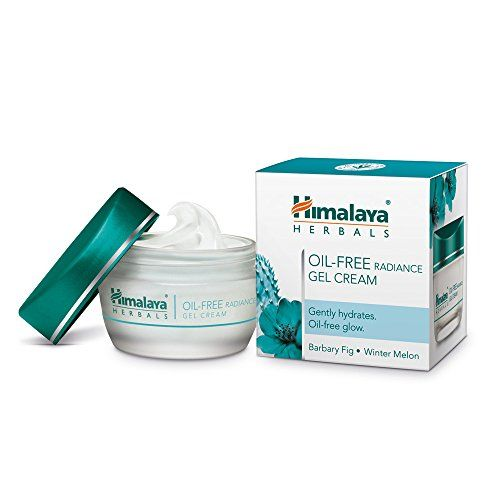 Himalaya Oil Free Radiance Gel Cream, 50g