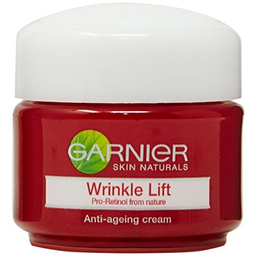 Garnier Skin Naturals Wrinkle Lift Anti Ageing Cream, 18g