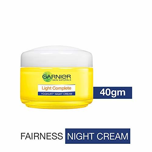 Garnier Skin Naturals, Light Complete Night Cream, 40g