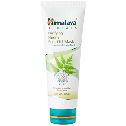 Himalaya Herbals Purifying Neem Peel Off Mask, 100g