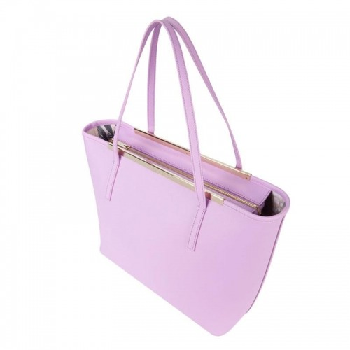 caaa8998da Buy Ted Baker Noelle Crosshatch Leather Shopper Bag online | Looksgud.in