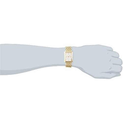Titan Golden Rectangle  Men's Analog Watch