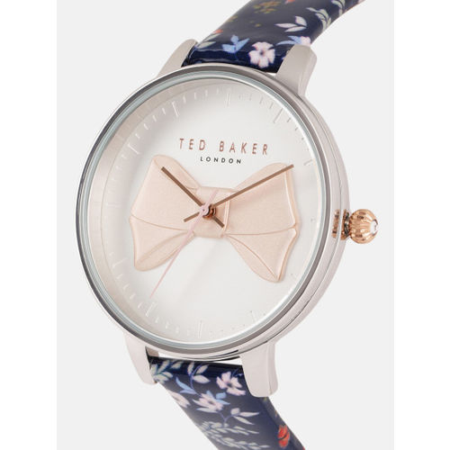Ted Baker Women White Analogue Watch TE50533002