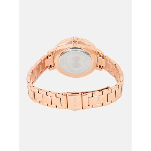 Ted Baker Women Pink Analogue Watch TE50005001