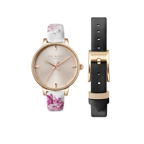 Ted Baker Women Pink Analogue Watch TE50272013