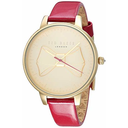 Ted Baker Analog Pink Dial Women's Watch-TE50533004