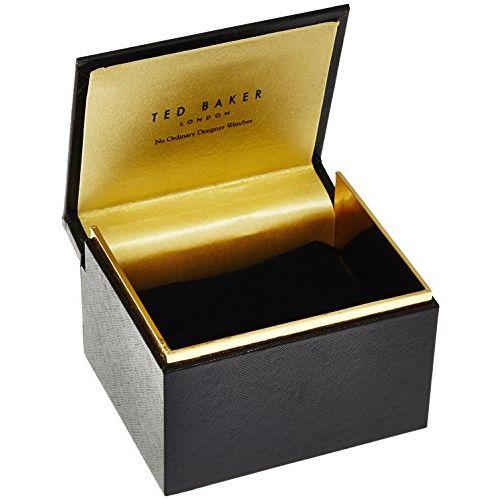 Ted Baker Women's TE4084 Dress Sport Rose Gold-Tone Stainless Steel Multi-Function Watch