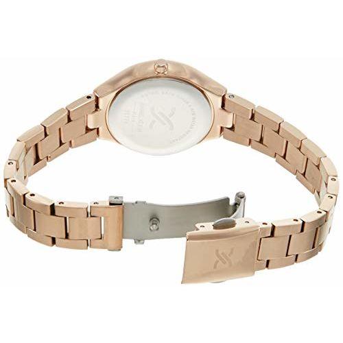 Daniel Klein Analog Silver Dial Women's Watch-DK11774-2