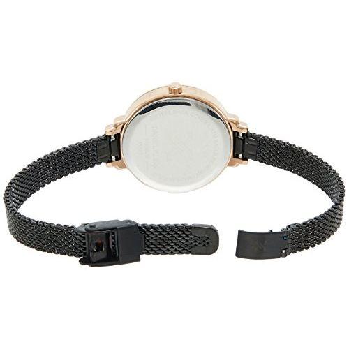 Daniel Klein Premium-Ladys Analog Gunmetal Dial Women's Watch - DK11797-5