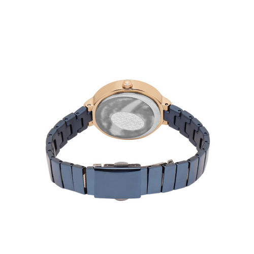 Daniel Klein Premium Women Navy Analogue Watch DK11411-5