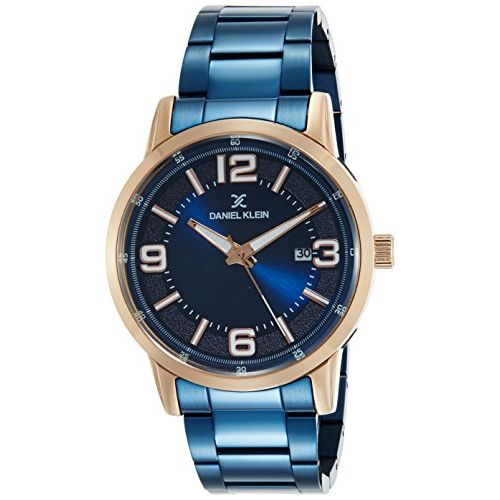 Daniel Klein Premium-Gents Analog Blue Dial Men's Watch - DK11748-3