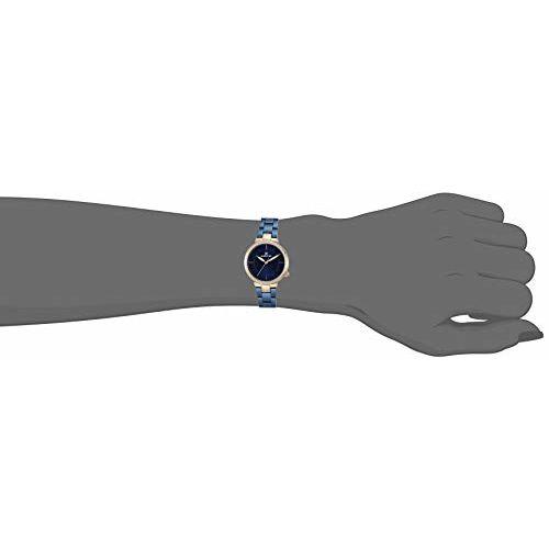 Daniel Klein Premium-Ladys Analog Blue Dial Women's Watch - DK11633-7