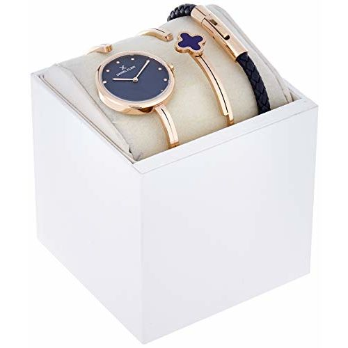 Daniel Klein Analog Blue Dial Watch-DK11928-3