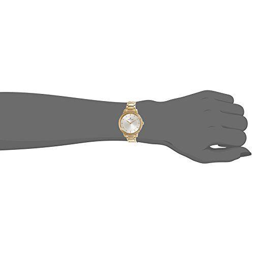Daniel Klein Fiord-Ladys Analog Silver Dial Women's Watch - DK11654-2