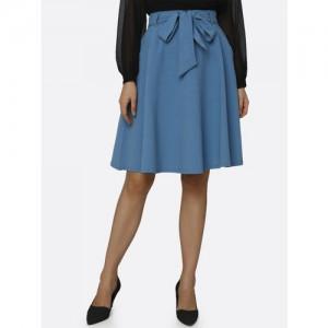 Smarty Pants Women Blue Flared Skirt