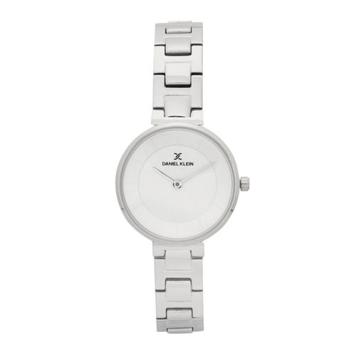 Daniel Klein Women Off-White Analogue Watch DK11684-1