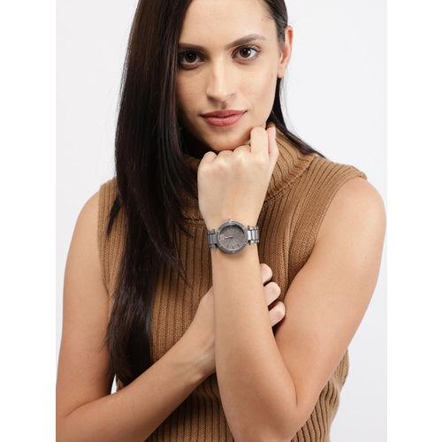 DressBerry Women Grey Analogue Watch MFB-PN-PF-TZ2523
