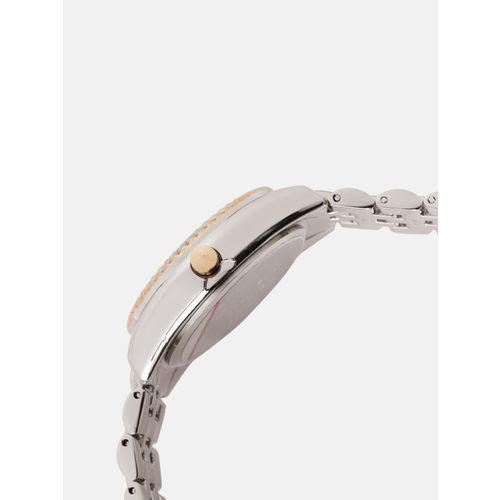 DressBerry Women Silver-Toned Analogue Watch MFB-PN-WTH-D5769-4